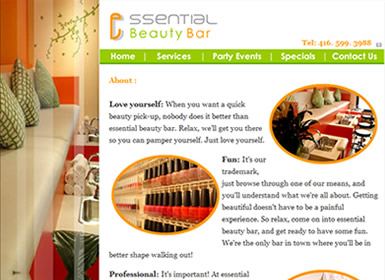 Essential Beauty Bar